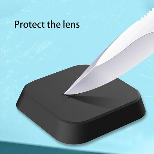 Silicona Ventosa Cámara Lente Tapa Protector Cubierta Estuche para GoPro Hero 8 9
