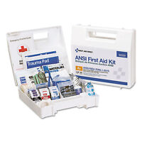First Aid Only Ansi 2015 Compliant Class A+ Type I & Ii First Aid Kit For 25