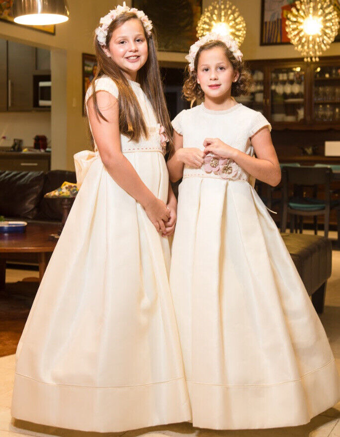 Flower Girl Dress For Weddings or First Comunion