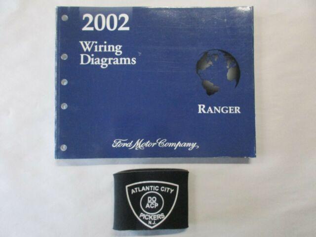 2002 Ford Ranger Trucks Electrical Wiring Diagrams Shop