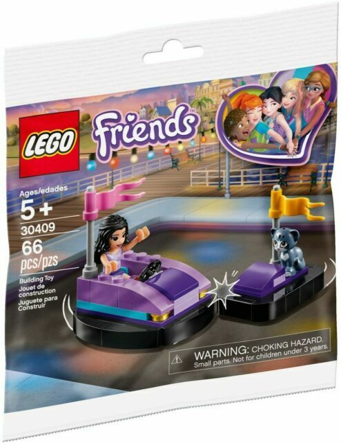 Lego Friends #30409 Building Toy 66 Pieces In Sealed Poly Bag