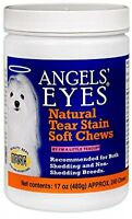 Dog Soft Chews Angels' Eyes 240 Count Natural Chicken Formula Food Supplies on sale
