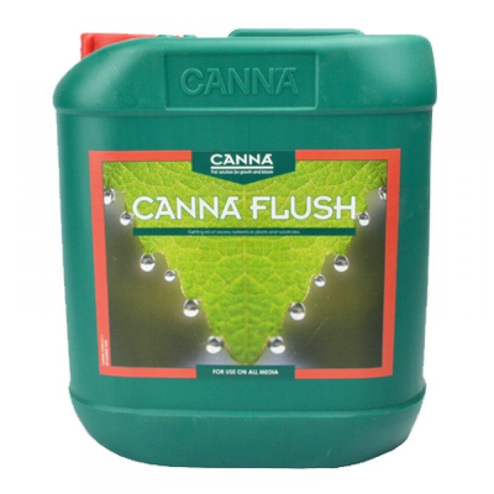 Canna nutrientes Canna Flush agente 5L Hidroponía