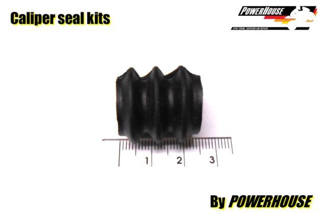 Kawasaki brake caliper slide rod shaft boot 49006-1095 rubber gaiter front rear