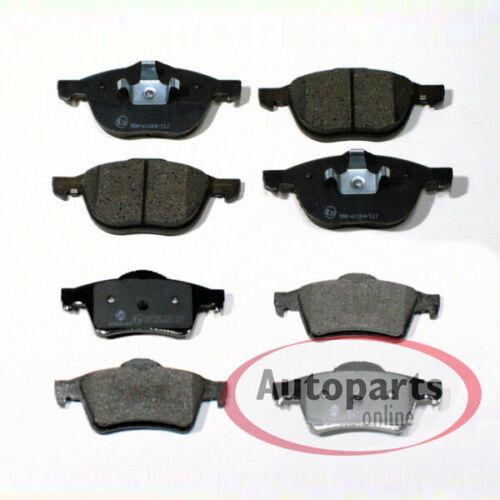 Volvo V70 II Bremsscheiben Bremsklötze Backen Handbremse Zubehör vorne hinten