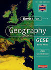 A Revise for Geography GCSE: OCR specification by Pearson Education Limited (Paperback, 2002)