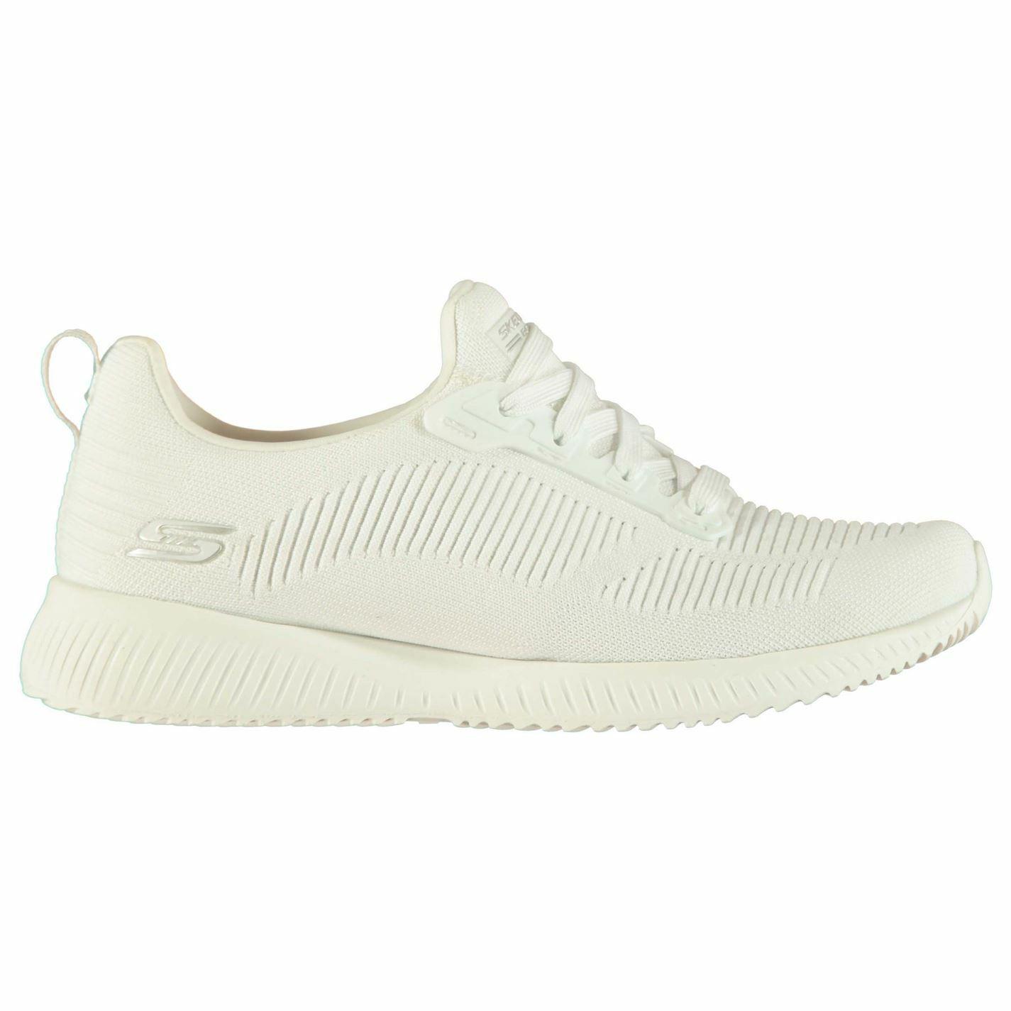 Skechers Mujer Damas bobsquad PF Corriendo Zapatos Con Cordones  Low Top de súperdry  Disfruta de un 50% de descuento.