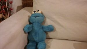CUDDLY PLUSH COOKIE MONSTER SOFT TOY  13 inch approx - Wellingborough, Northamptonshire, United Kingdom - CUDDLY PLUSH COOKIE MONSTER SOFT TOY  13 inch approx - Wellingborough, Northamptonshire, United Kingdom