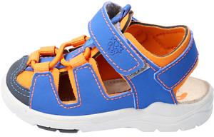 Ricosta Sandalen Jungen orange/blau Größe:20-28 GERY