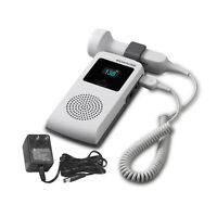 Edan Sd3 Plus Vascular Doppler Oled Screen ,5mhz Probe Li-ion Battery W/ Charger