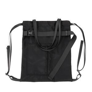 Convertible-Nylon-Single-Shoulder-Bag-Tote-Drawstring-Backpack-Purse-Sport-Bag