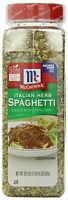 Mccormick Italian Herb Spaghetti Sauce Seasoning Mix,20.5oz Natural Spice No Smg