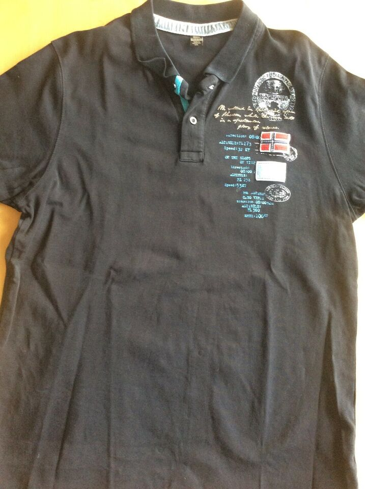 Polo t-shirt, Napapijri, str. XXXL