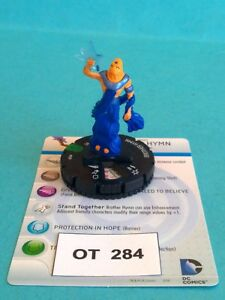 RPG-Supers-Wizkids-Heroclix-Brother-Hymn-with-card-OT284