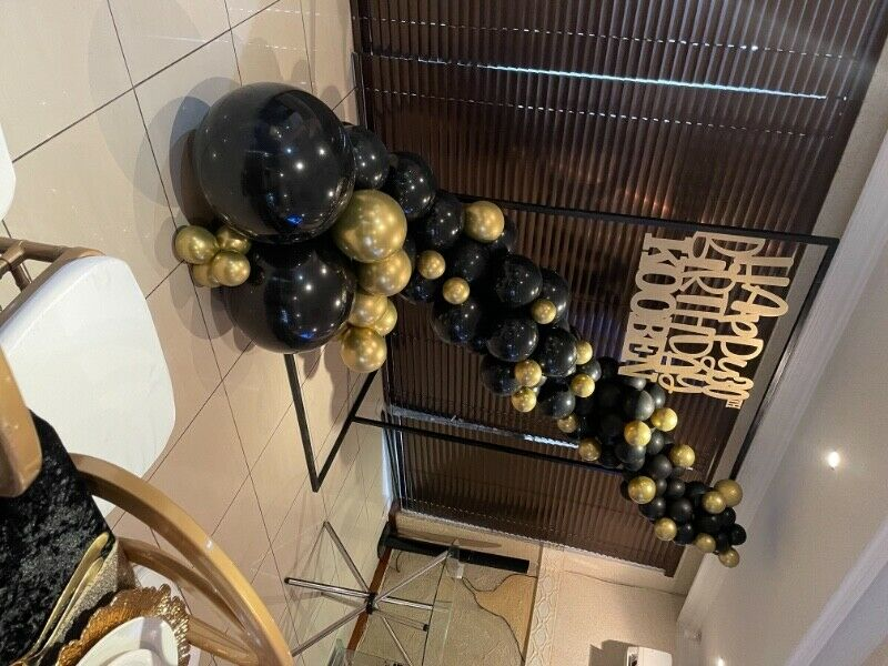 Decor and catering  Flower walls, Balloon garlands and more