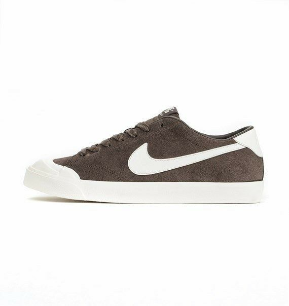 Nike ZOOM 806306-211 ALL COURT CK Baroque Brown Ivory Skate 806306-211 ZOOM (584) Men's Shoes e31a02