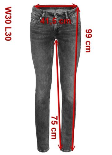 l30//l32//l34//l36 w26-to-w34//Longueurs Mustang Girls Oregon Jeans femmes