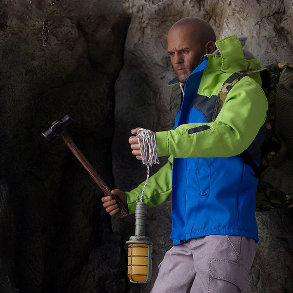1/6 Scale Man's Outdoor Set For 12