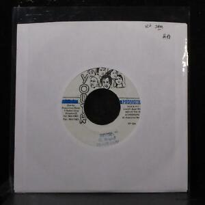 Tenor-Saw-Fever-7-034-VG-Vinyl-45-Youth-Promotion-Jamaica-1995