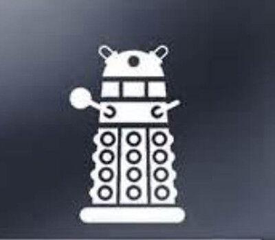 Doctor Who Dalek Vinyl window car truck sticker decal funny JDM