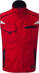 James-amp-Nicholson-Herren-Bodywarmer-Workwear-Gilet