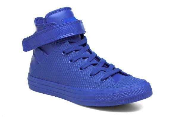 NEU Converse Chuck Taylor All Star Brea Hi-Top Blau 552992C Trainers Schuhes 4.5