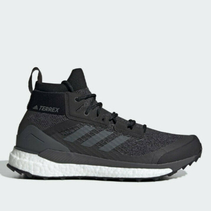 Adidas Terrex Hiker Boost Hombres Zapatos para Caminar Free D97203 Negro Tamaño 5-12