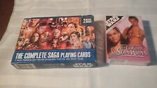 Star Wars Weapons /& Battles Illustrated Double Deck Playing Cards in Collectible