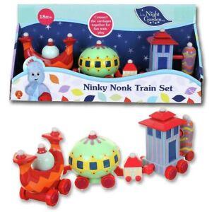 New In the Night Garden Ninky Nonk Toy Train SetCBeebies CBBC