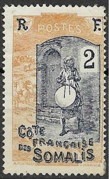 1915. Somalia Francesa Un RemèDe Souverain Indispensable Pour La Maison