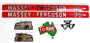 ferguson system sticker