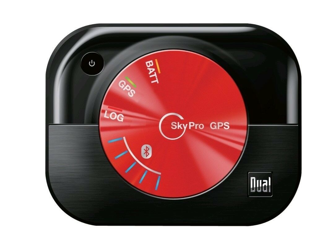Dual XGPS160 SkyPro blueetooth GPS Receiver for Mobile Devices with GLONASS
