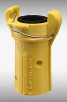 clemco Schnellkupplung CQP aus Nylon für Sandstrahlschläuche [19x7 - 42x9mm]