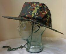 Brand New MFH Flecktarn Hot Weather Bush Hat Size 59