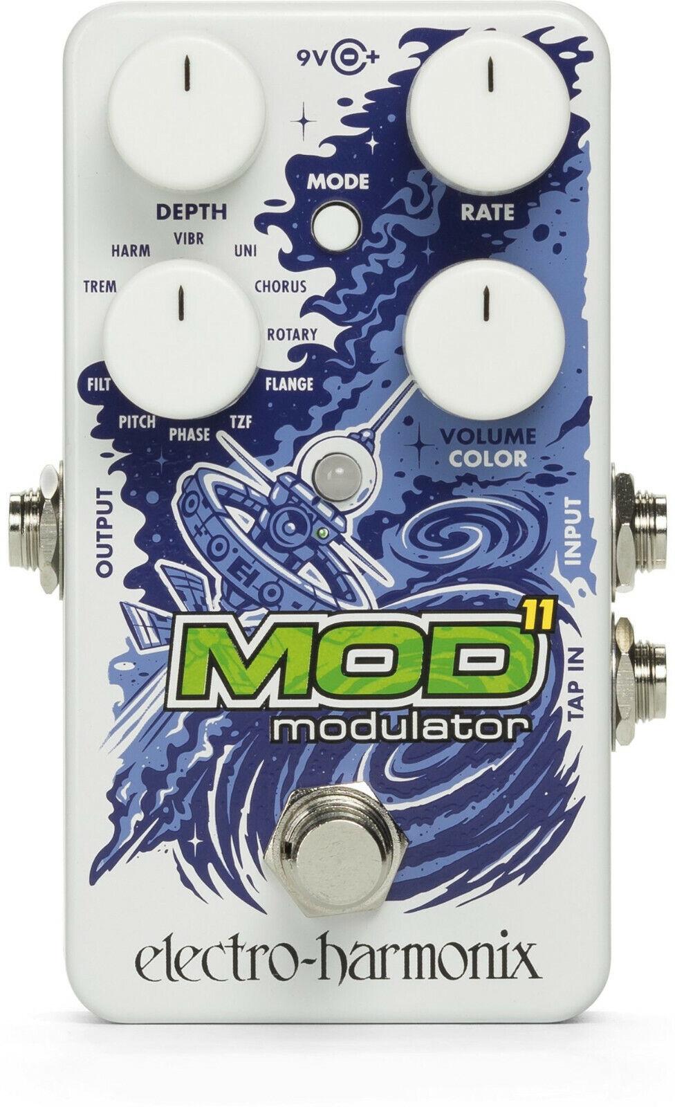 Electro-Harmonix Mod 11 - Modulator Pedal