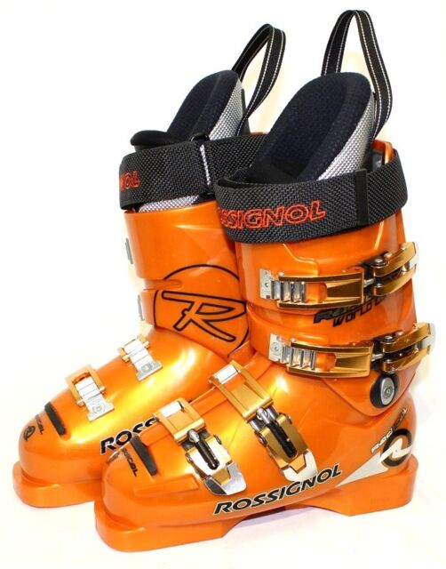 Rossignol Radical World Cup Ski Boots - Size 4 / Mondo 22 New
