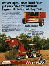 hesston 5540 round baler parts manual ebay rh ebay co uk Hesston 540 Round Baler Information hesston 5670 round baler manual