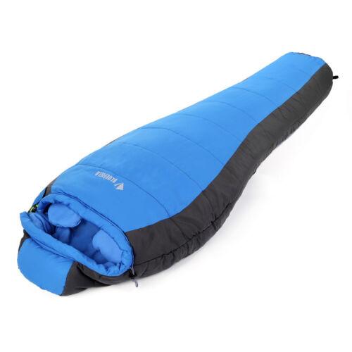 Schlafsack Mumienschlafsack 205x85cm Deckenschlafsack 1500g Biwak Schlafsack
