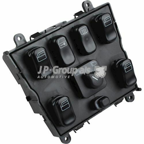 Fensterheber JP GROUP 1396700300 MERCEDES-BENZ M-CLASS W163 JP GROUP Schalter
