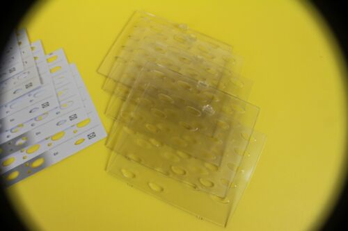 5 PC SET NEW DESI PAPER//DESI PLASTIC COVER FOR AVAYA 18D SERIES II