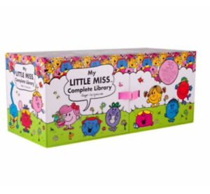 My-Little-Miss-Complete-Library-Set-35-Books-Collection-Box-Set-Hard-Cover