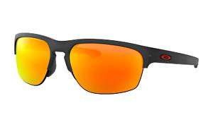 Oakley Sliver Edge Men's Sunglasses w/ Prizm Ruby Lens - OO9413-0265