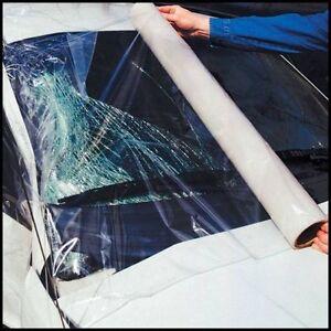 Crash Wrap Self Adhesive Protection Film 3 Mil Auto