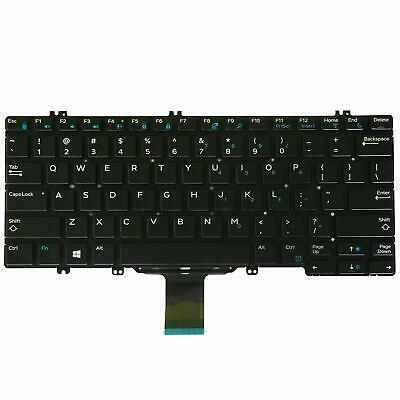For Dell Latitude 5280 5290 7280 7290 7380 7389 7390 Keyboard Hungarian Magyar
