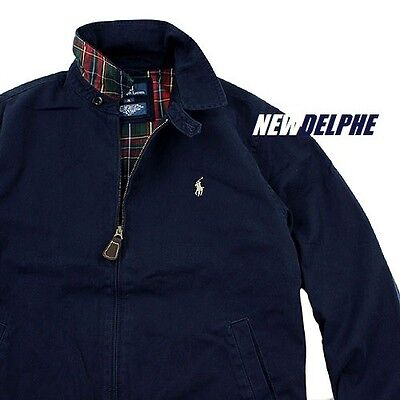 Nwt Polo Ralph Lauren Men S Pony Drizzler Check Liner