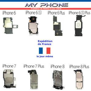 Haut-Parleur-Sonnerie-Apple-IPHONE-6-6S-7-8-PLUS-Buzzer-Ringer-Vibreur-du-bas