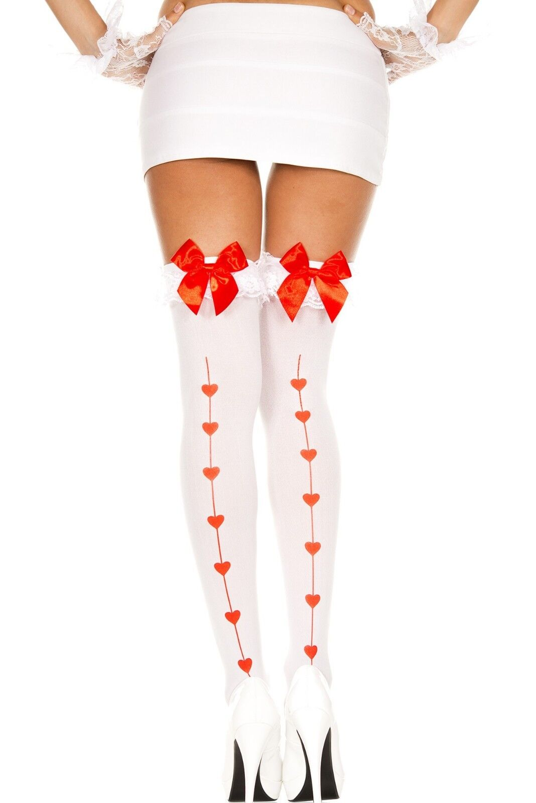 Valentines Day Stockings and Lingerie - Mayfair Stockings