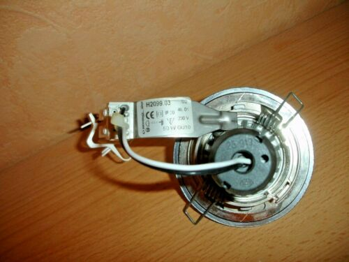 LED 3W 38 Grad Cool Weiß GU10 Brumberg sehr hochwertiger Einbaustrahler incl
