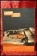 AMS Auto Motor Sport 6/55 Fiat 600 Goliath GP 700 E Wohnwag