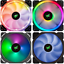 Corsair Lighting Channel to 2x RGB Fan